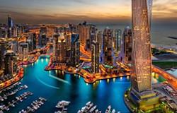 New DUbai & old Dubai with Abu Dhabi