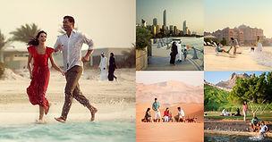 Dubai ,Abu Dhabi ,Al Ain