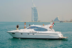 Dubai Private Yacht book online