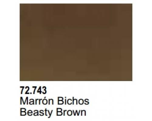 Beasty Brown