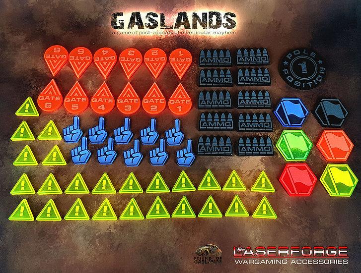 Token Set - Designed for Gaslands
