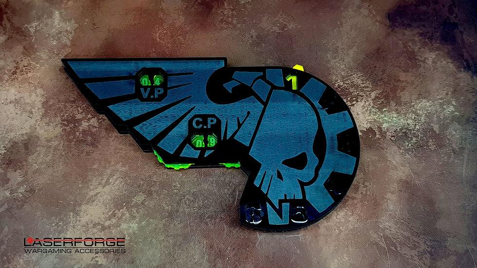 Combat Tracker / Dashboard - designed for Warhammer 40k / Kill Team