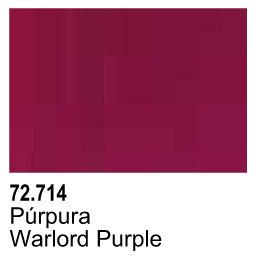 Warlord Purple