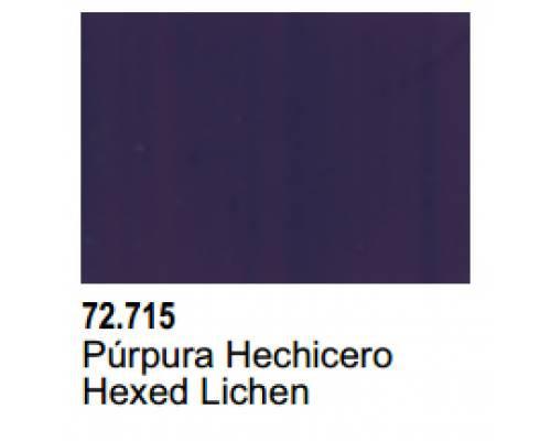 Hexed Lichen