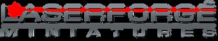 Laserforge Word Logo 2021
