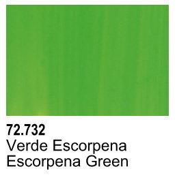 Escorpena Green