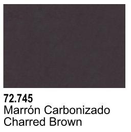Charred Brown