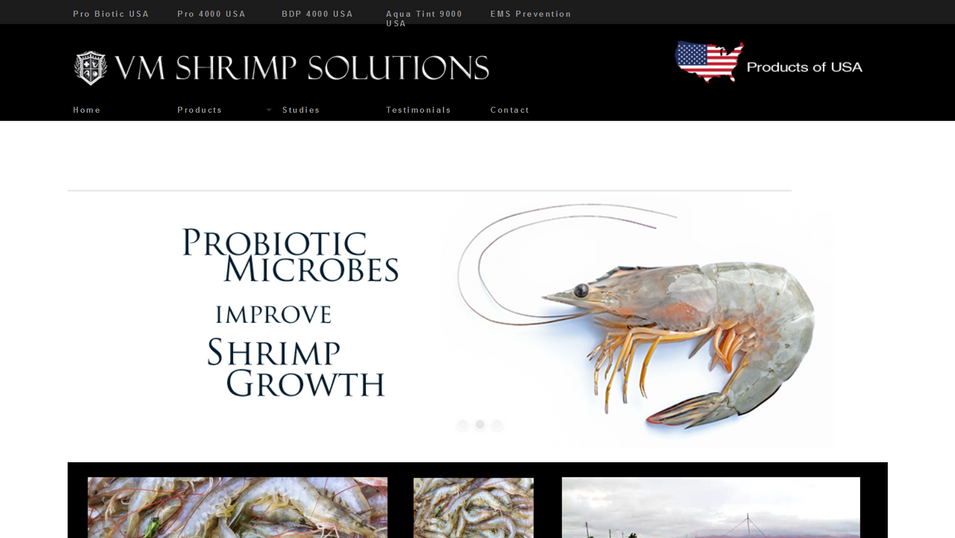 VM Shrimp Solutions