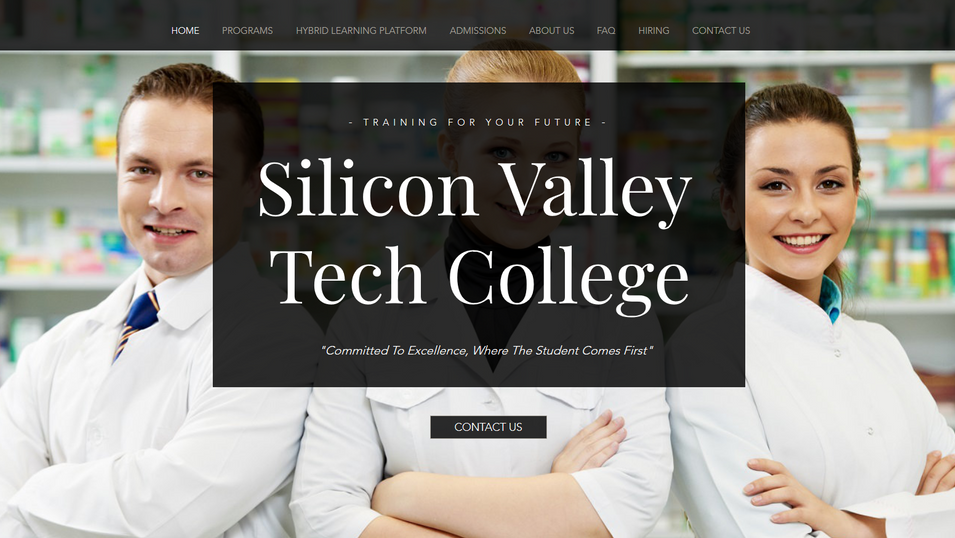 Silicon Valley Tech College