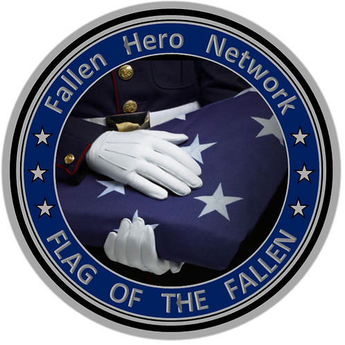 UTAH FLAG OF THE FALLEN COIN