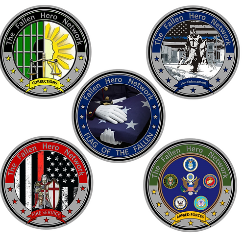 COMPLETE FHN 2019 COIN SET