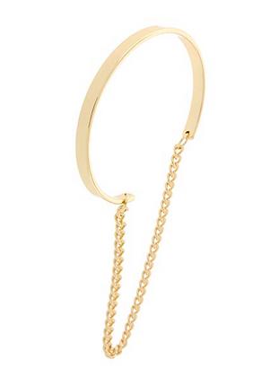 Hanging Chain Bangle