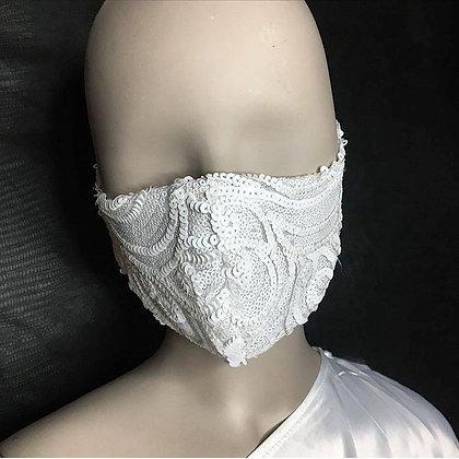 White Sequin
