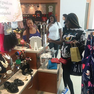 Towson Town Center's Small Business Saturday
