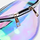 Thumbnail: Iridescent See Through Fanny Pack