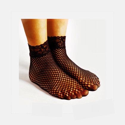 Medium hole Fishnet Socks