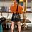 Thumbnail: Faux Leather Ruffle Detail Mini