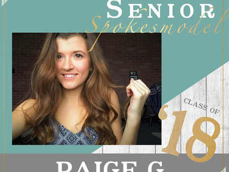 HBP 2018 Senior Model Team| Mckinney Senior Photographer