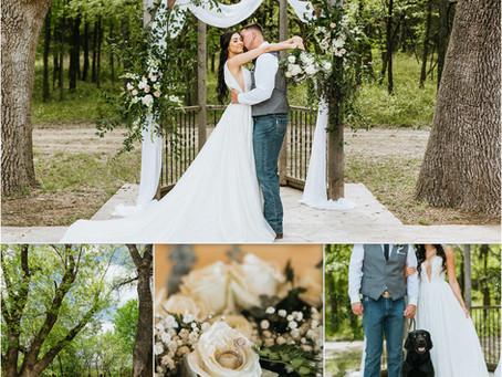 The Farmstead Trenton // Sabrina + John // Texas Wedding