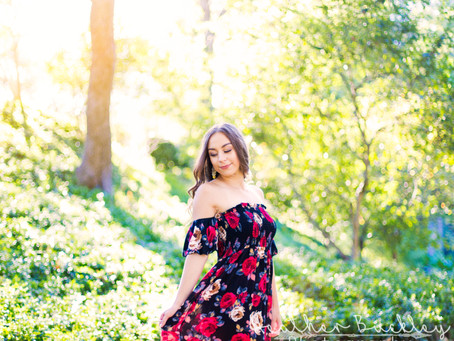 Natalie A. | '18 Senior | Mckinney Senior Photographer