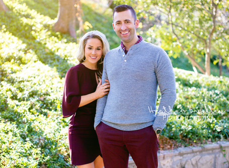 Tara+Jimmy Engagements | Mckinney Wedding Photographer