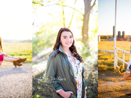 FAQ- When to book a Senior session?