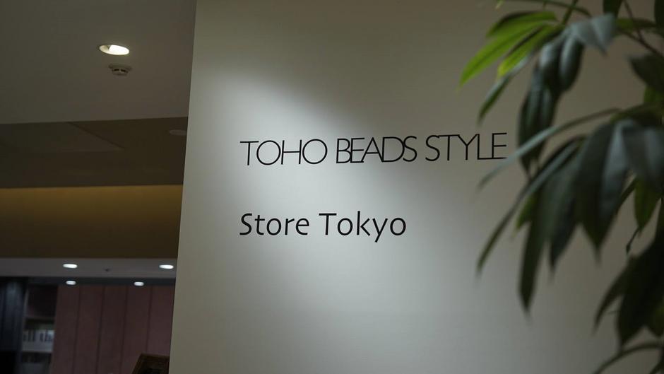 TOHOBEADS Style Store Tokyo