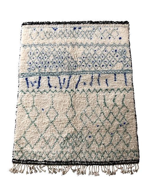 Tapis berbère Azilal 190x150cm