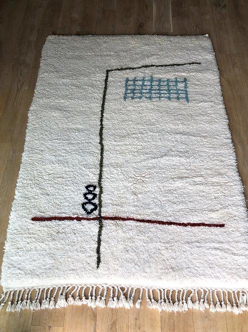 Tapis berbère moderne
