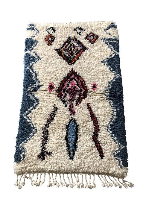 Tapis berbère Azilal 150x100 cm
