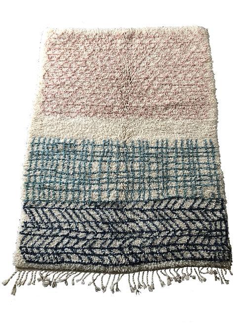 Tapis berbère Azilal 205x155 cm