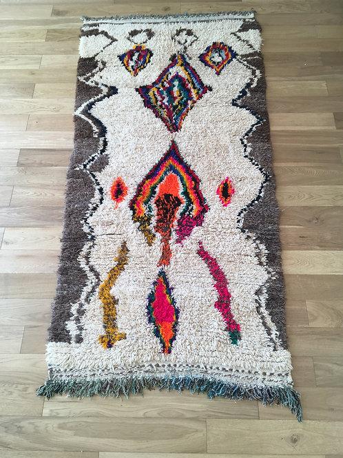 Tapis berbère Azilal 250x160 cm