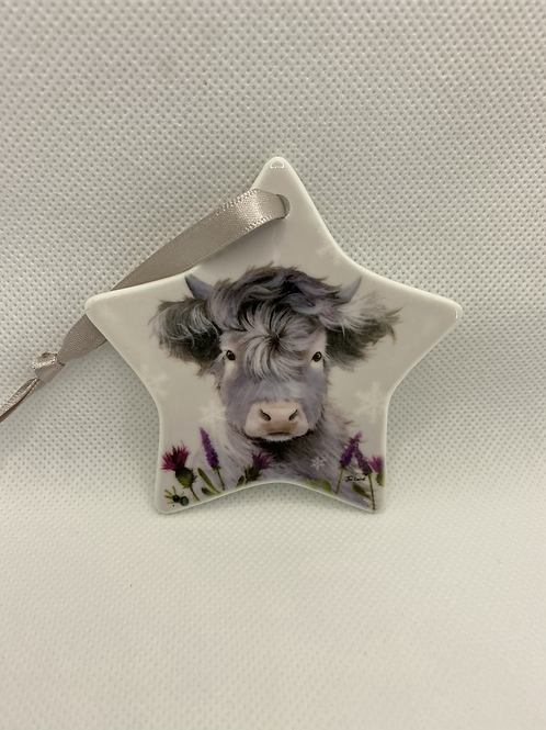 Drovers Gin Coo Ceramic Star