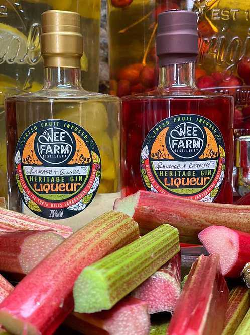 Winter Fruits Heritage Gin Liqueurs