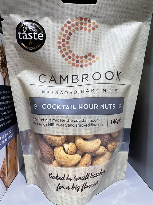 Cambrook Cocktail Hour Nuts