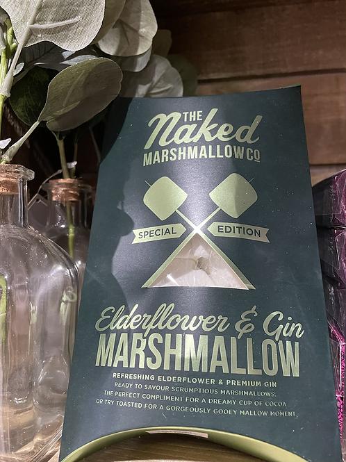 Elderflower & Gin Marshmallows