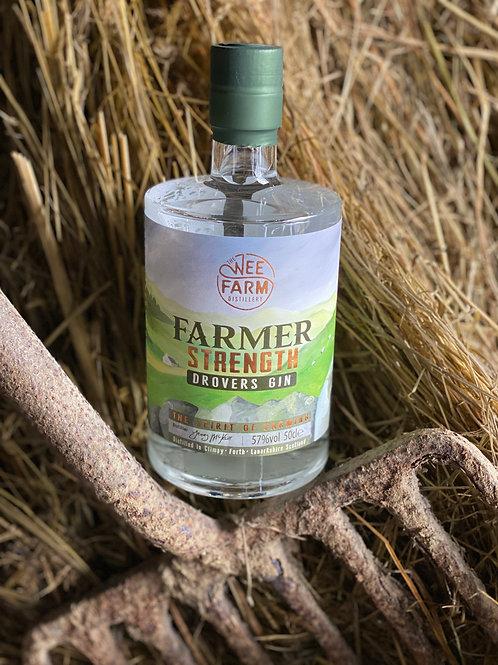 Farmer Strength Drovers Gin