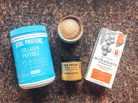 The Adaptogen-Filled #HighMaintenanceLatte You Need in Your Life