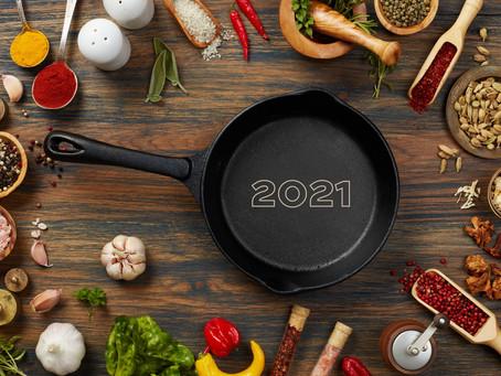 2021: Season to Taste