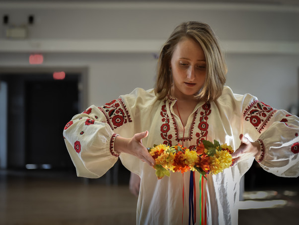 Richka-Ukrainian Dance Piece