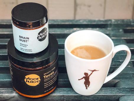 Coffee & Brain Dust