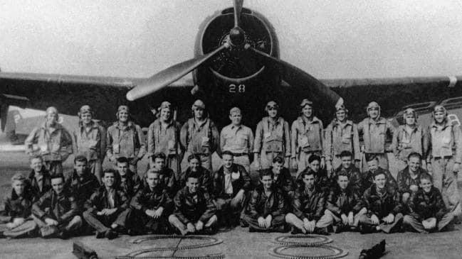 Flight 19 Bermuda Triangle