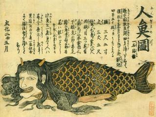 Mermaid Legends of Asia