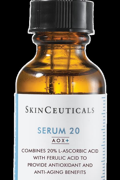 Serum 20 AOX+
