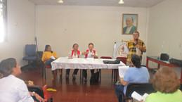 Reunión del mes de junio - Corporación de Asociaciones Voluntarías del Atlántico (CODAFE)
