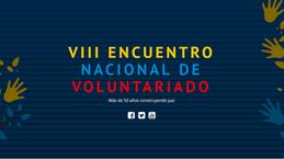 Memorias VIII Encuentro Nacional de Voluntariado