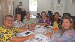 Reunión Junta Directiva - Corporación de Asocialciones Voluntarias del Atlántico - CODAFE