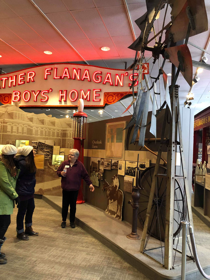 Visiting Boys Town: The Embodiment Of Heart And Song