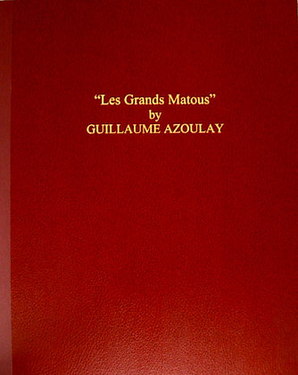 """Le Grand Matous"" Suite of 4 serigraphs"