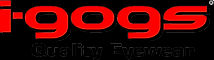 i-gogs red logo - transparent background